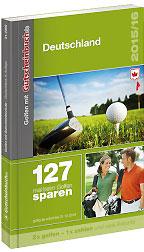 Golf Gutscheinbuch & Golf Fernmitgliedschaft